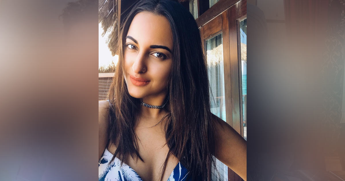 Sonakshi Sinha shares her 'Sunday state of mind'