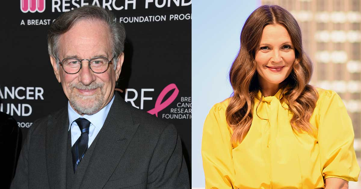 Spielberg to Barrymore: I still care about you, always have