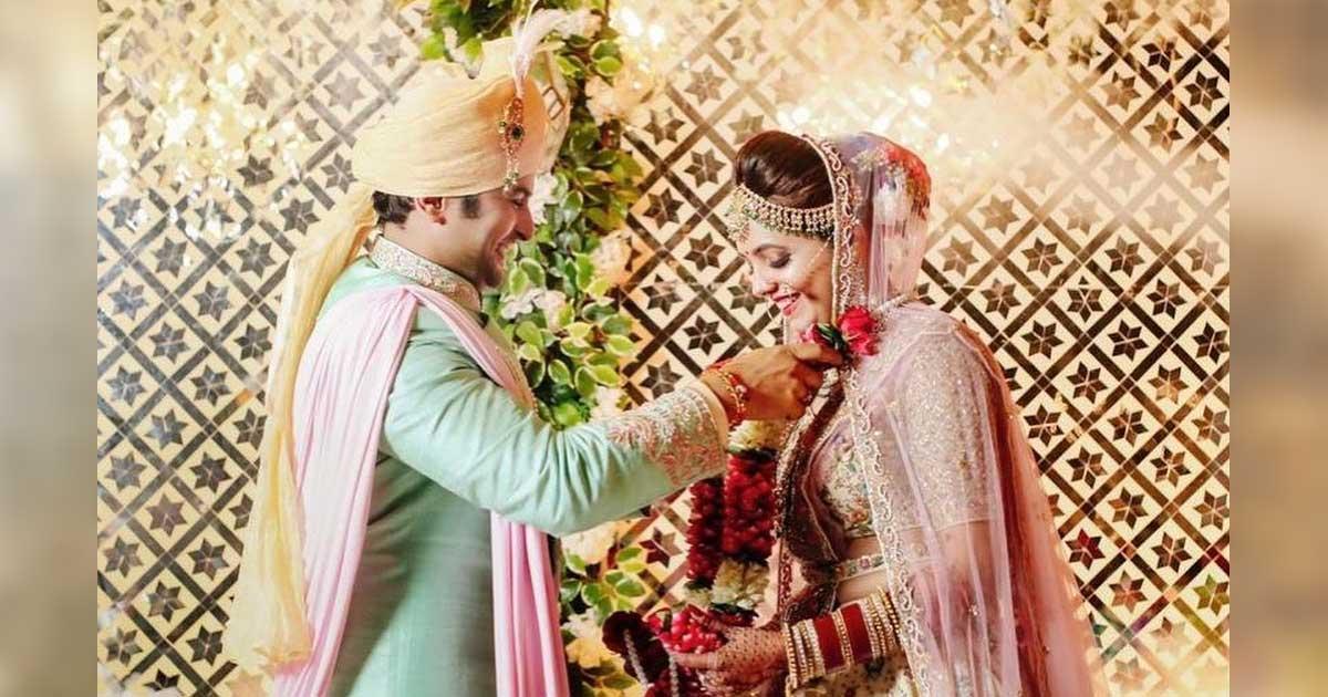 Sugandha Mishra And Sanket Bhosale Share Wedding Picture