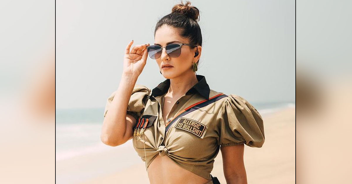 Sunny Leone: I want to stay here
