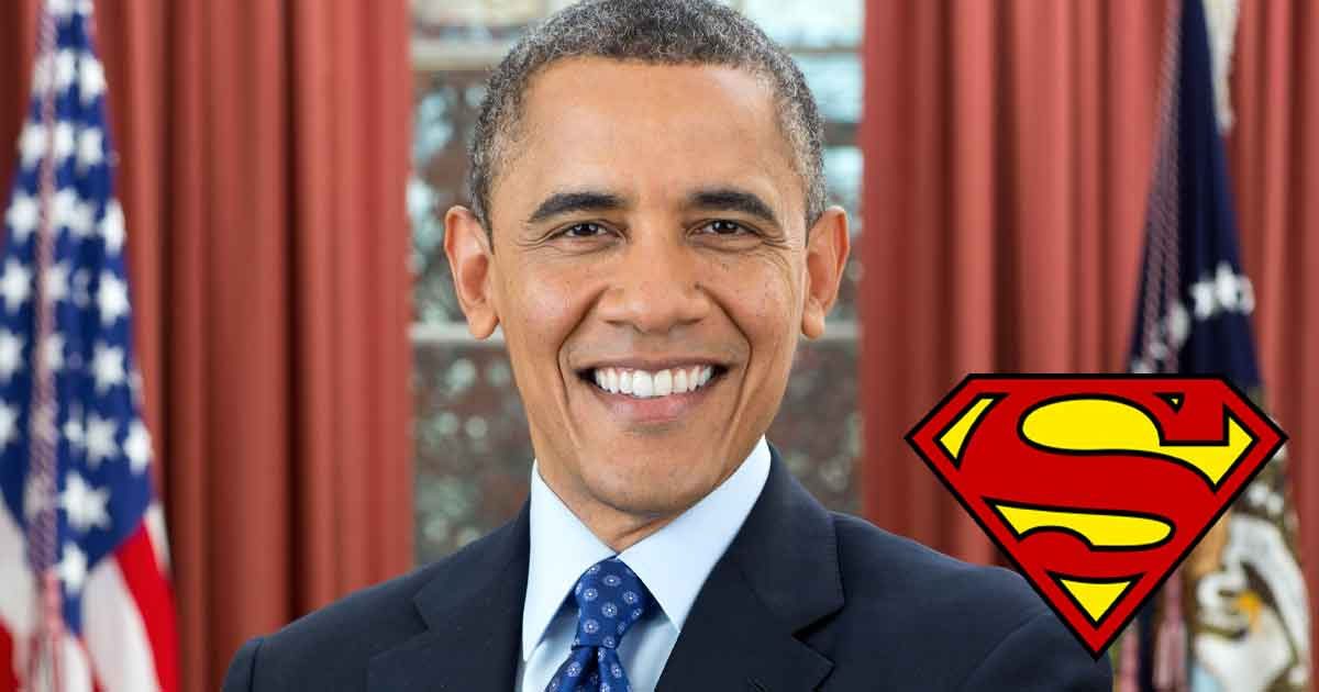 J.J. Abrams Superman Reboot's Supes To Be Inspired By Barack Obama?