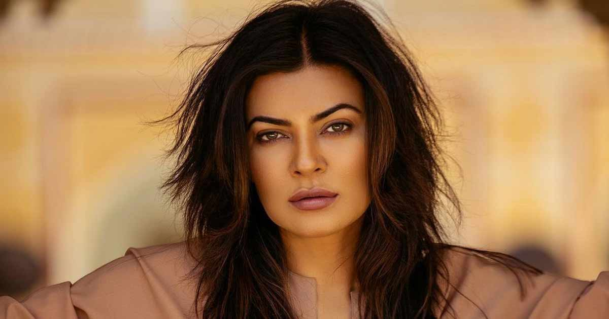 """Sushmita Sen Says """"Help If You Can"""" When Question By A Twitter User For Sending Oxygen Cylinders To Delhi"""