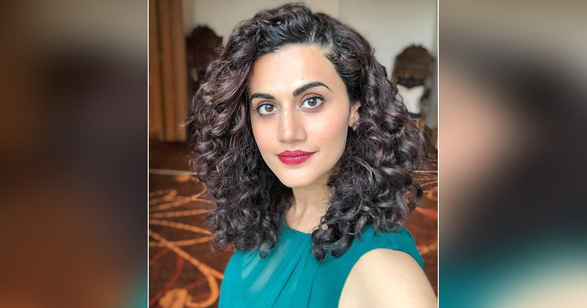 Taapsee Pannu Called 'Sasti Maal' By A Twitter User, Gets A Reply Worth Remembering Lifelong