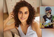 Taapsee Pannu starts 'Shabaash Mithu' shoot