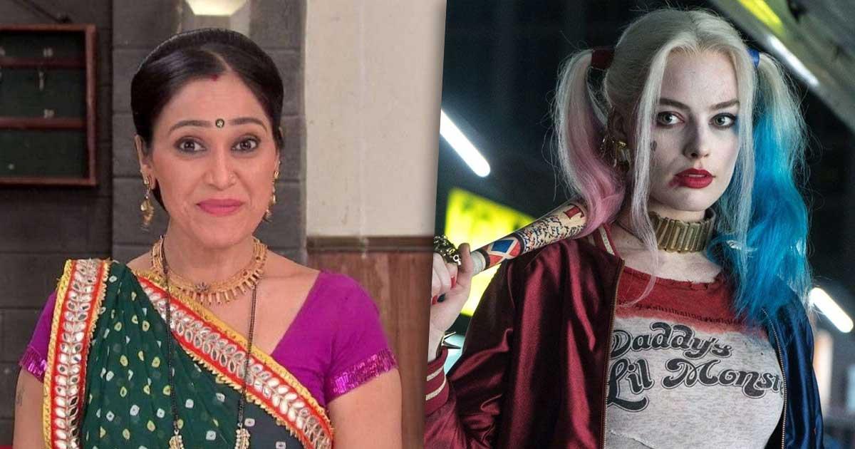 Taarak Mehta Ka Ooltah Chashmah: Dayaben AKA Disha Vakani Turns Harley Quinn In Viral Video – Has She Really Become Joker's Girlfriend?