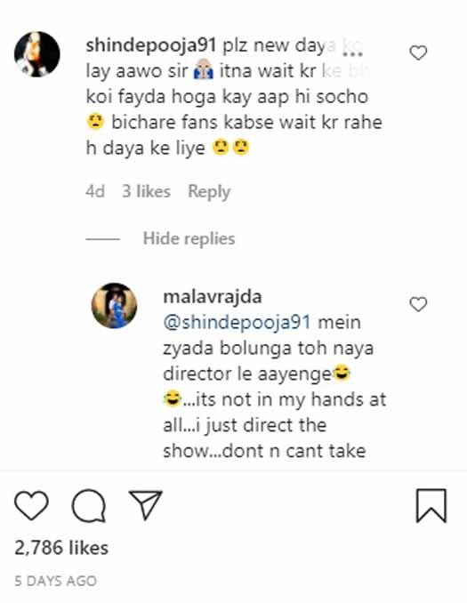 Taarak Mehta Ka Ooltah Chashmah Director Malav Rajda Gives Hilarious Reply To Fan's Request To Bring New Dayaben