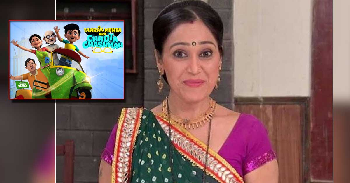 Taarak Mehta Ka Ooltah Chashmah's Animated Version Is Finally Here