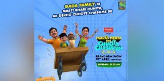 'Taarak Mehta Kka Chhota Chashmah' title track narrates antics of characters