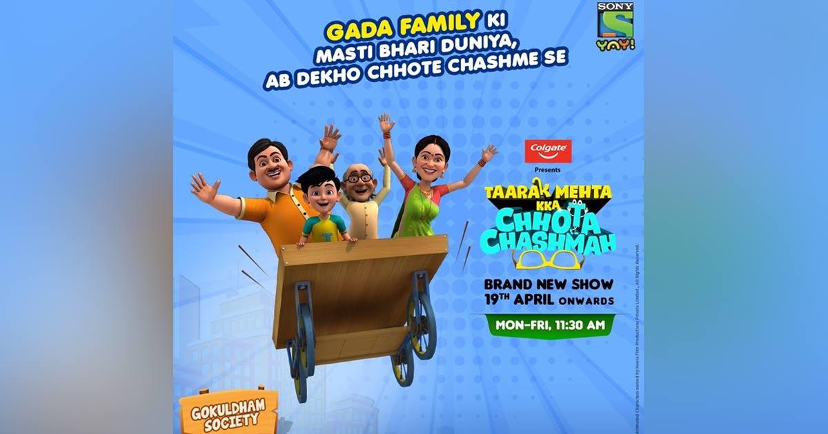 Taarak Mehta Kka Chhota Chashmah Title Track Out!