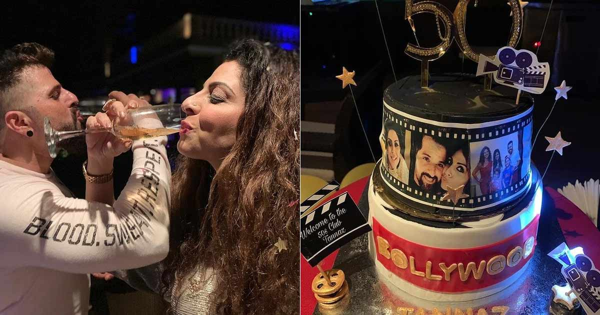 Tannaz Irani opens up on 50th birthday celebration