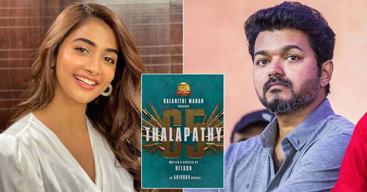 Thalapathy 65: Pooja Hegde Charges A Whopping 3 Crore For The Film Opposite Vijay?