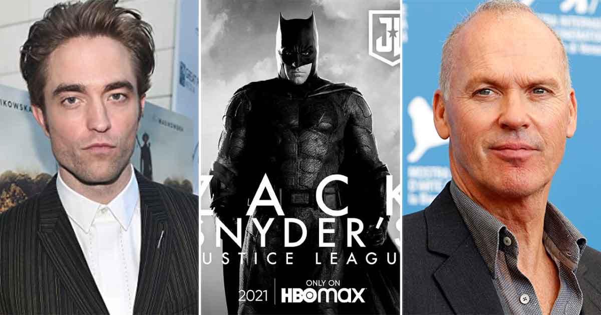 'The Batman' Robert Pattinson Upset With Zack Snyder's Justice League & Michael Keaton Reprising Cape Crusader?