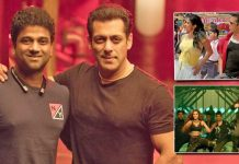 The blockbuster combination of music composer Rockstar DSP (Devi Sri Prasad) and Salman Khan is back with 'Seeti Maar' in Radhe after their sensational hit Dhinka Chika