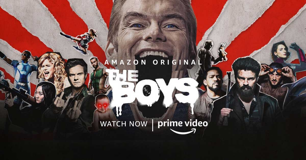 The Boys Is One Of The Most Loved Web Show Currently