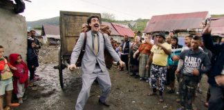 The gonzo art of writing for 'Borat Subsequent Moviefilm'