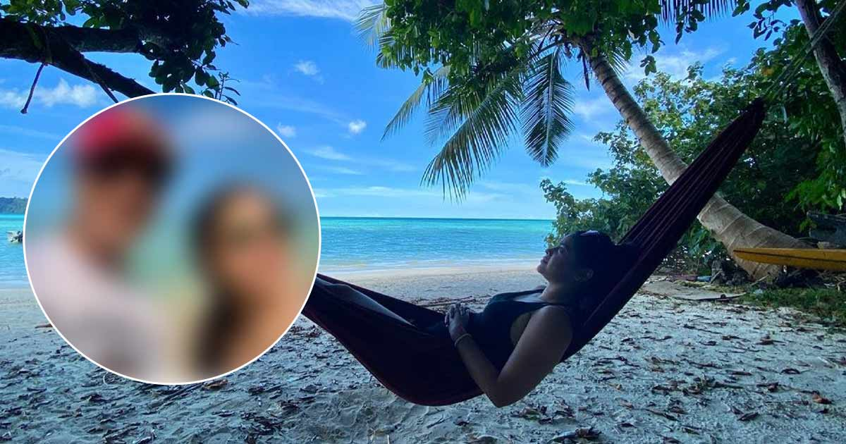 The Kapil Sharma Show Actress Sumona Chakravarti Spotted With A Mystery Man, See Pics
