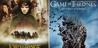 The Lord Of The Ring Series To Cost Over $460 Million, Much Higher Than Game Of Thrones