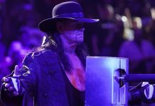 The Undertaker Reacts On Wrestlemania 37