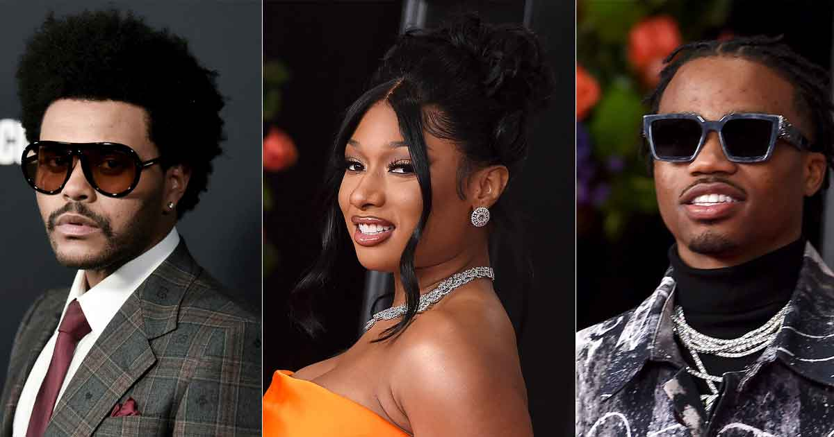 iHeartRadio Music Awards: The Weeknd, Megan Thee Stallion & Roddy Ricch Receive Most Nominations