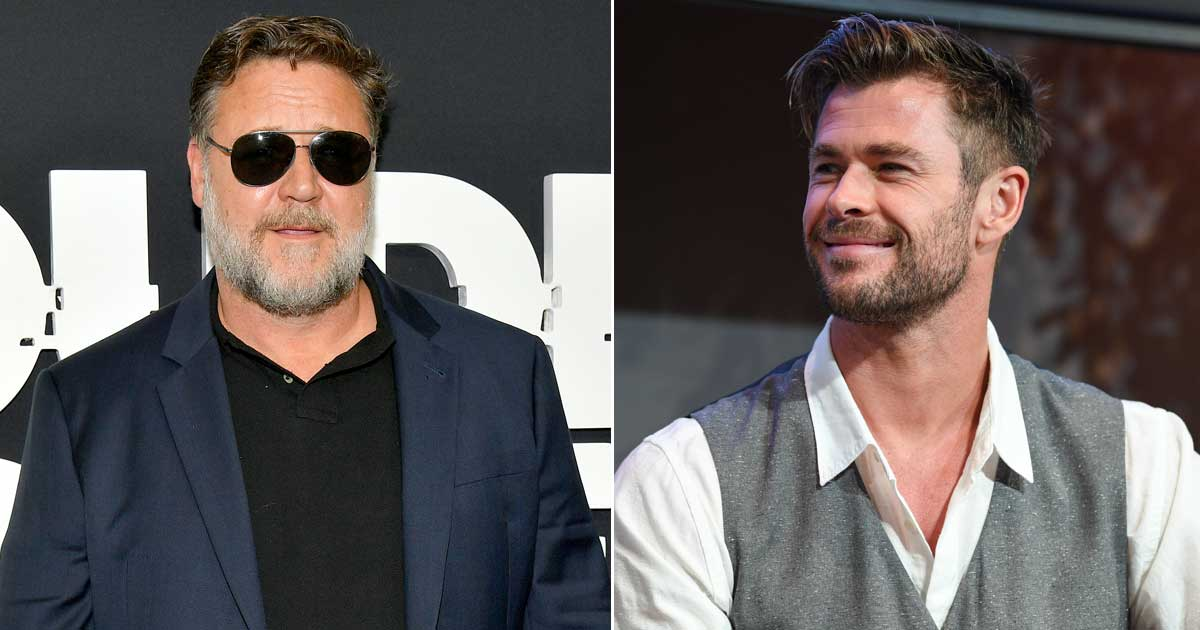 Thor: Love and Thunder: Russell Crowe Reveals His Role In Chris Hemsworth Starrer