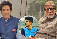Throwback To When Arjun Tendulkar Embarrassed Sachin Tendulkar In Front Of Amitabh Bachchan