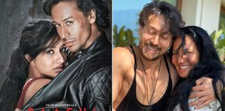 Tiger Shroff's mom Ayesha gets nostalgic as his film 'Baaghi' turns 5