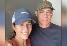 Tom Hanks, Rita Wilson not 'old enough' for Covid vax