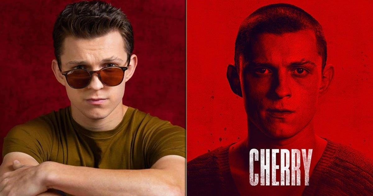Tom Holland was 'massively scared' for 'Cherry'