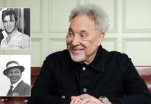 Tom Jones got conflicting advice from Elvis Presley, Frank Sinatra!