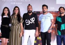 "Trailer of Director ""Kritik Kumar's ""film ""Dilli Kaand"" launched"