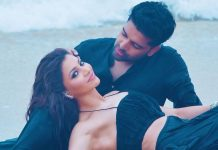 Urvashi Rautela unveils motion poster of her music video 'Doob gaye'