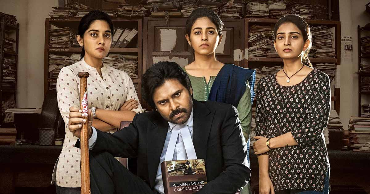 Vakeel Saab Day 1 Box Office Early Trends: The Pawan Kalyan Starrer Crosses The 40 Crore Mark