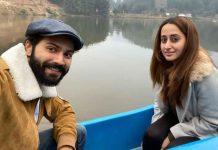 Varun Dhawan and Natasha donate for Arunachal fire victims