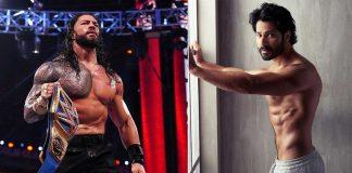 Varun Dhawan Gets Emotional After Wrestlemania 37