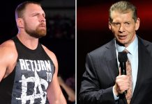 Vince McMahon Ruined Dean Ambrose's Return In 2018