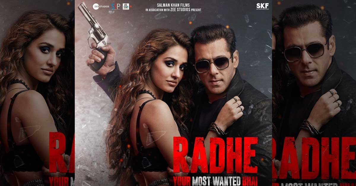 Watch Radhe: Your Most Wanted Bhai At An Attractive Price Of Rs. 249/- Pay-Per-View On ZEEPlex By ZEE Studios