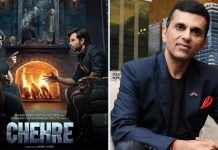 """We will wait out the COVID-19 spike to release 'Chehre' on the big screen,"" says Anand Pandit"