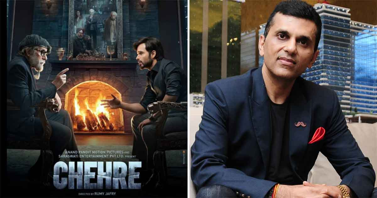 Amitabh Bachchan & Emraan Hashmi's Chehre Is A Larger-Than-Life Film That Merits The Silver Screen Feels Its Producer