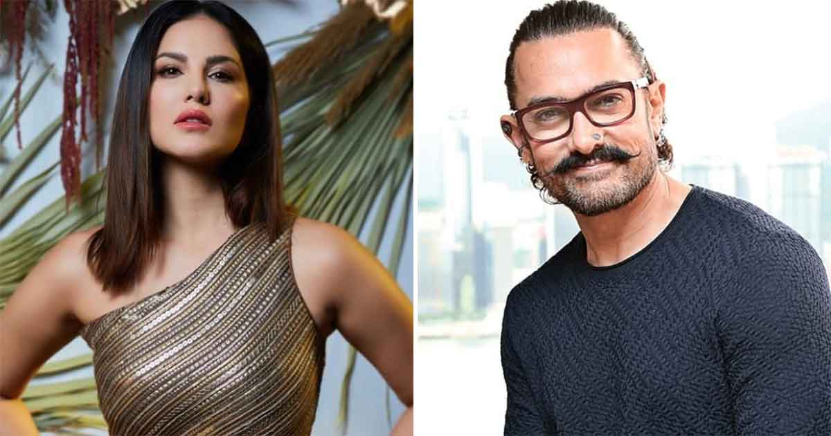 When Aamir Khan Said He Will Be Happy To Work With Sunny Leone