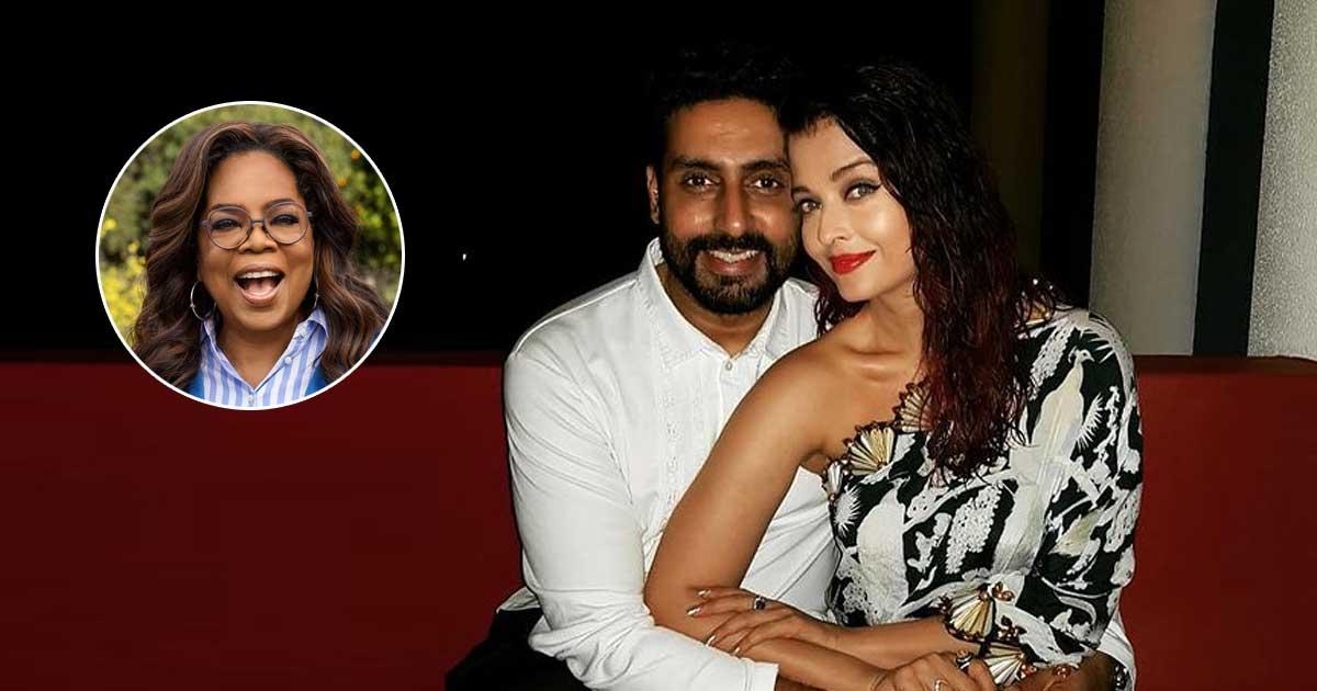When Abhishek Bachchan Kissed Aishwarya Rai Bachchan On-Camera When Oprah Asked Why She Has Never Done That - Watch
