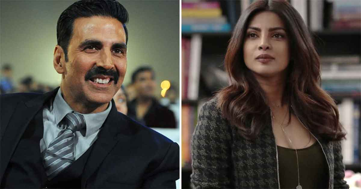 Throwback To The Time When Akshay Kumar Opened Up On His Fallout With Priyanka Chopra