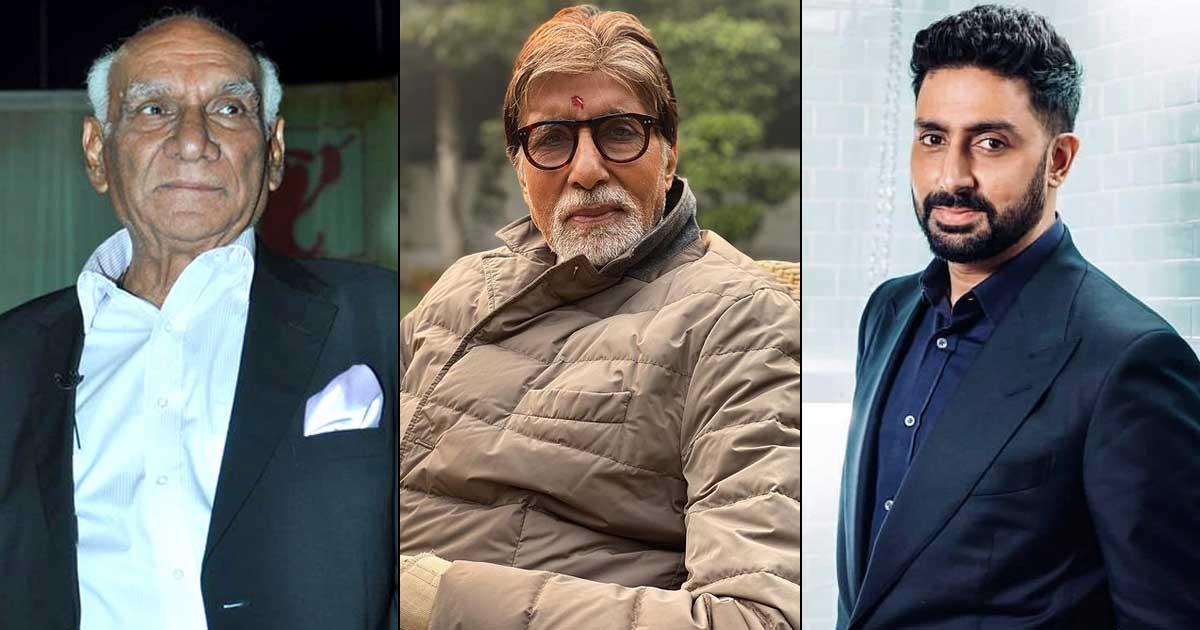 When Amitabh Bachchan Asked Yash Chopra Help For Career