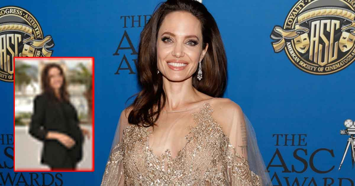 When Angelina Jolie, Pregnant With Brad Pitt's Kid, Rocked The Red Carpet Look Making Quite A Bold Fashion Statement With It - Deets Inside
