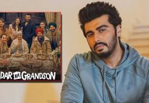 When Arjun Kapoor was bitten by a dog on 'Sardar Ka Grandson' set