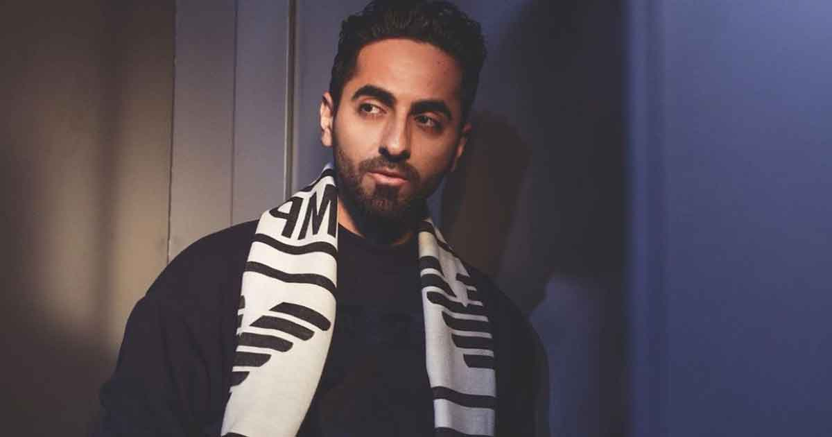 Ayushmann Khurrana Looks Dapper In Recent Insta Post As He Goes Back Being Himself!