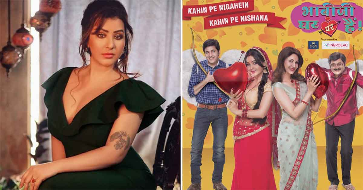 Shilpa Shinde Once Said She Didn't Bond Well With Her Bhabiji Ghar Par Hain Co-Actors
