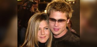 When Brad Pitt Couldn't Control Himself & Shared An Intense Kiss With Ex-Wife Jennifer Aniston At An Award Function - Deets Inside