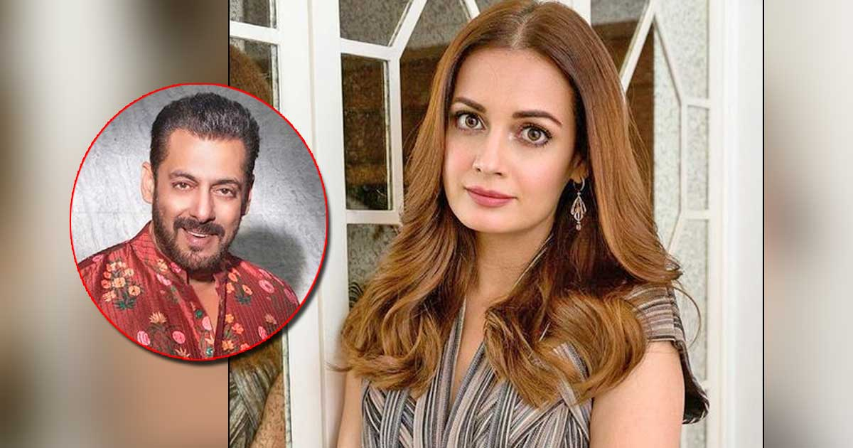 When Dia Mirza Revealed How Salman Khan Saved Her Mother's Life By Rushing Her To The Hospital In 15 Minutes, Read On