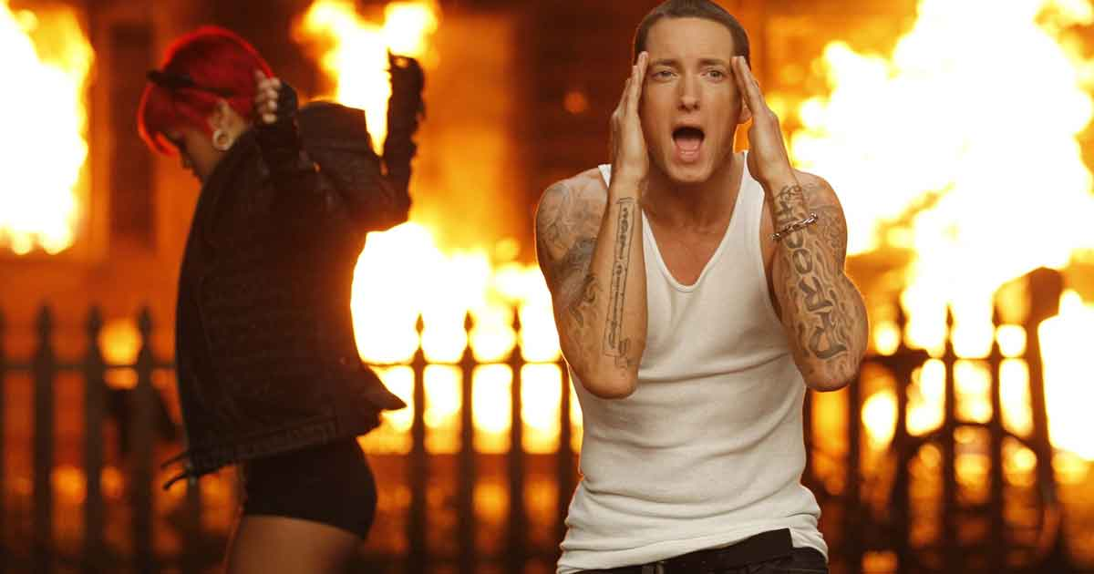When Eminem & Rihanna's Hit Track 'Love The Way You Lie' Was Blamed To Glamorize Domestic Abuse, Read On