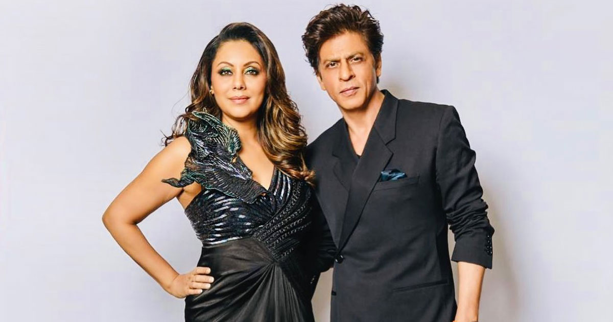 """When Gauri Khan Revealed What She'll Do If Shah Rukh Khan Cheats Her: """"If He Chooses To Be With Somebody Else..."""" - Check Out"""